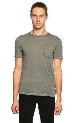 John Varvatos Usa Haki T-Shirt
