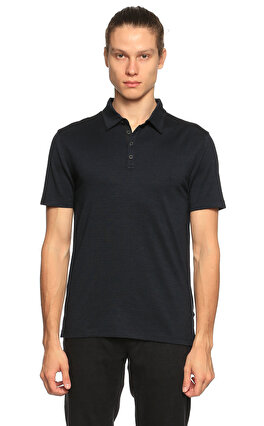 John Varvatos Polo Lacivert T-Shirt