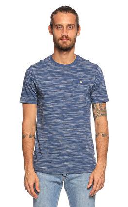 Ted Baker Çizgili Mavi T-Shirt