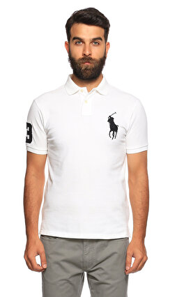 Ralph Lauren Blue Label Beyaz Polo T-Shirt
