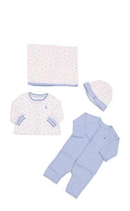 Ralph Lauren Erkek Bebek Set