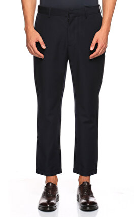 Marni Lacivert Pantolon