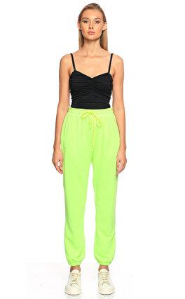 Les Benjamins Neon Yeşil Eşofman Altı