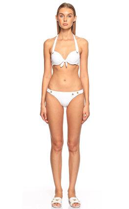 Superdry Beyaz Bikini Üstü