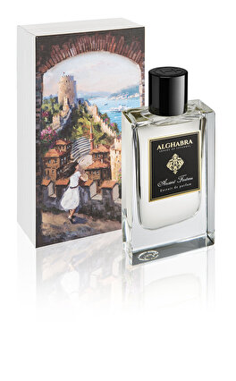 Alghabra Ancient Fortress Extrait 50 Ml De Parfüm