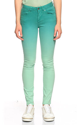 Karen Millen Yeşil Pantolon