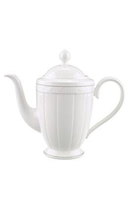 Villeroy & Boch Gray Pearl Çay / Kahve Potu Potu
