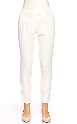 Maje Beyaz Pantolon