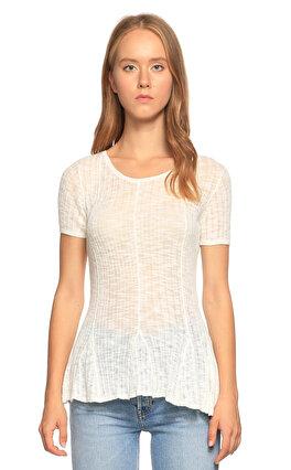 Maje Beyaz Bluz