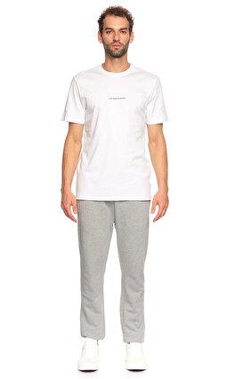 Les Benjamins Baskı Desen Beyaz T-Shirt