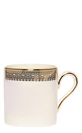 Wedgewood Vw Lace Gold-Türk Kahvesi Fincanı