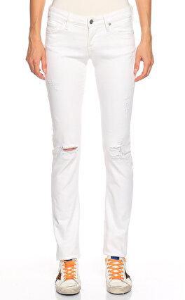 Citizens Of Humanity Skinny Beyaz Jean Pantolon