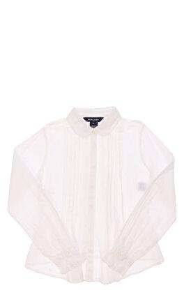 Ralph Lauren Junior Beyaz Bluz