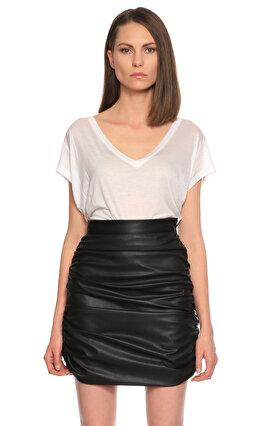 Thomas Wylde Baskılı Beyaz T-Shirt