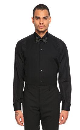 Fray Siyah Gömlek