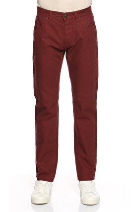 Richard James Brown Bordo Pantolon