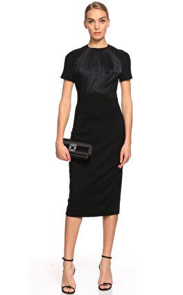 Jason Wu Kolsuz Siyah Elbise