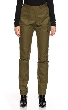 Prabal Gurung Yeşil Pantolon