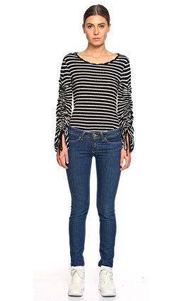 Fornarina Jeans Skinny Lacivert Jean Pantolon