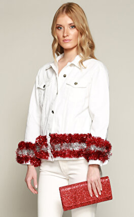 Happy Roseberry Jean Ceket