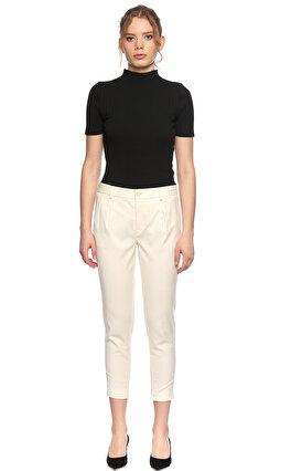 Juicy Couture Beyaz Kısa Pantolon
