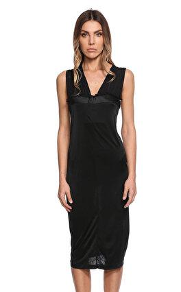 Gianfranco Ferre Askılı Siyah Elbise