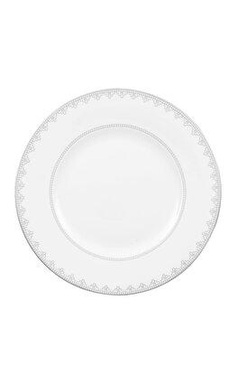 Villeroy & Boch White Lace Düz Tabak 22 cm