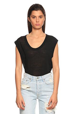 Helmut Lang  Siyah T-Shirt