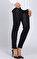 The Kooples  Siyah Deri Pantolon #3