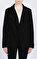DKNY Siyah Deri Ceket #1