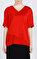 DKNY Kırmızı Bluz #1