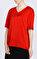 DKNY Kırmızı Bluz #5
