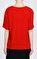 DKNY Kırmızı Bluz #6