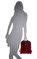 Longchamp Kırmızı Sırt Çantası #7