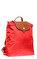 Longchamp Kırmızı Sırt Çantası #3
