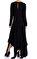 Barbara Bui Siyah Elbise #4
