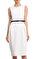 Michael Kors Collection Beyaz Elbise #1
