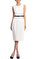 Michael Kors Collection Beyaz Elbise #2