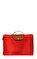 Longchamp Kırmızı Evrak Çantası #1