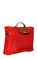 Longchamp Kırmızı Evrak Çantası #2