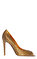 Rene Caovilla Sarı Gece Ayakkabısı #1