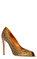 Rene Caovilla Sarı Gece Ayakkabısı #2