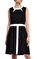 Michael Kors Collection Siyah Elbise #1