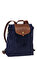Longchamp Lacivert Sırt Çantası #3