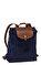 Longchamp Lacivert Sırt Çantası #4