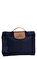 Longchamp Lacivert Evrak Çantası #3