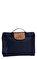 Longchamp Lacivert Evrak Çantası #4