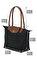 Longchamp Siyah Çanta #15