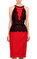 Michael Kors Collection Kırmızı Elbise #1