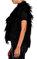 Helmut Lang Siyah Kürk Yelek #3
